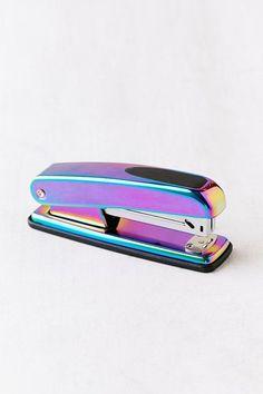 Iridescent stapler