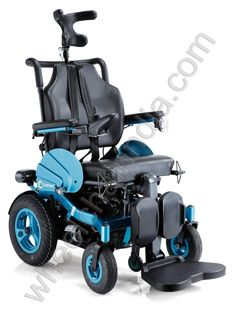 "Angel Wheelchair Specifications and Measurements:  Electric standing wheelchair Standing up, driving function by power. Head and signal light (controlled by joystick). Adjustable headrest. Adjustable footplate. Detachable backrest Rigid steel framework W/liquid coating  Flip-backward armrest  Max speed: 9.15KM/H  Front castor: 2.80/2.50-4  pneumatic castor (9"")  Rear wheels: 3.00-8  pneumatic tire (14"")  Available seat width: A (46 cm), D (42 cm)  Max loading: A size: 135 kg  Net weight w/o…"