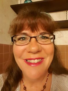 My look with glasses on!