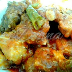 Pork sinantomas recipe
