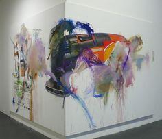 Albert Oehlen - Untitled - 2008