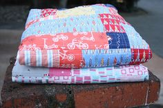 Minky Quilts