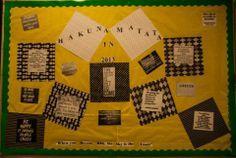 bulletin board Ra Boards, Res Life, Bulletin Boards, Ideas, Bulletin Board, Thoughts, Data Boards