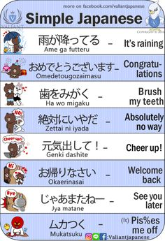 Learn Simple Japanese With Funny Cartoons Learn Simple Japanese With Funny Cartoons - We share because we care. A resource for sharing the latest memes, jokes and real stuff about parenting, relationships, food, and recipes Basic Japanese Words, Japanese Phrases, Study Japanese, Japanese Culture, Learning Japanese, Learning Italian, How To Speak Japanese, Japanese Symbol, Japanese Kanji