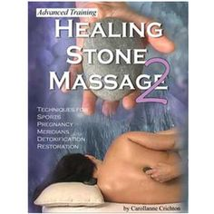 Click to get Healing Stone Massage 2 DVD.This video features healing stone massage expert Carollanne Crichton, who carries on where her first Healing Stone Massage video left off . . . learn innovative, restorative and precise techniques, all designed to help you take your stone massage to the next level! DVD's on special till July 31, 2012 Enter Coupon code JulyDVD when you check out to get 25% off when you buy any 2 titles... Just $67.74