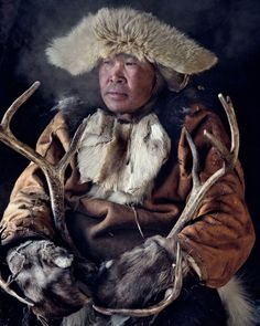 Chukchi tribe - Russia | From the series: Before they pass away by Jimmy Nelson