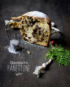 the quintessential holiday treat - panettone!