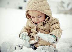 фотосессия с ребенком зимой - Поиск в Google