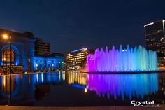 Henry Wollman Bloch Fountain - Kansas City, United States