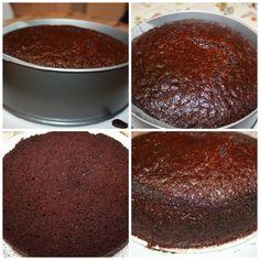 Nydelig, saftig enkel å lage sjokoladekake – Spiselise Marshmallow Fondant, Chocolate Cake, Tiramisu, Nest, Food And Drink, Pudding, Cookies, Baking, Ethnic Recipes