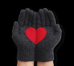 Masthead Heart Gloves
