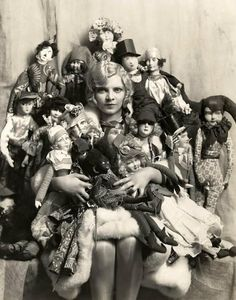 16 Practical Uses for Really Creepy Dolls | Mental Floss