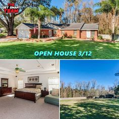 OPEN HOUSE THIS SUNDAY!!  2.15 Acres On The Southside!  3/12  2523 Belfort Rd Jacksonville  1-3pm (904)472-4359  To Many Features To List!