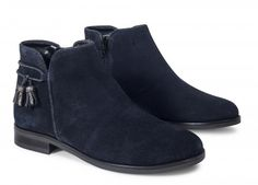 BOOTS BILLY Navy