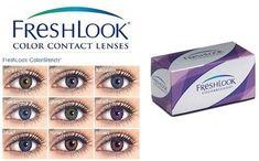 5bf7848ce4 Brand new Vibrant Color Contacts Eye Lenses Cosmetic Makeup Lens W/ FREE  CASE #YOUCHOOSECOLOR · Lentes De Contacto ...