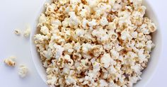 If you are looking for thickly coated, very sweet, similar tothekind of popcorn you get in a tin, this recipe isn't for you. If you are looking for quick and easy, lightly sweet, drizzled, creamy, peanut buttery, and pretty healthypopcorn recipe, than you have come to the right place! This 10 Minute Peanut Butter Popcorn...