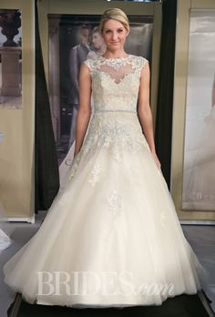 Casablanca Wedding Dresses Fall 2014 Brides com Casablanca Bridal