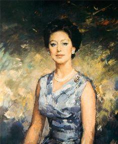 Margaret: a portrait Margaret Rose, Royal Princess, Princess Diana, Lady Sarah Chatto, Adele, Elisabeth Ii, Duchess Of York, English Royalty, Queen Mother