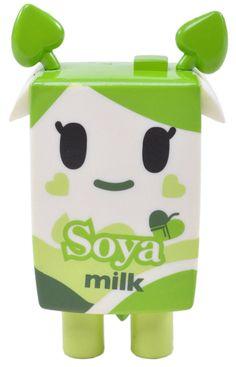Moofia soya - tokidoki