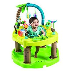 best baby exersaucer