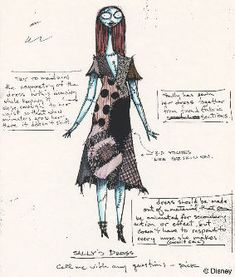 Tim Burton's early concept drawings for Catwoman and Penguin | The ...