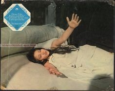 OLIVIA HUSSEY - ROMEO AND JULIET * RARE GERMAN LOBBY CARD! (04/25/2013)