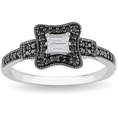 I am LOVING black diamonds these days... Graduation present for myself? I think so!