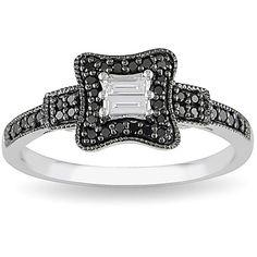 I am LOVING black diamonds these days... Graduation present for myself? I think so!