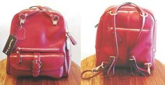 Leather Back Bag ~ Find you Style at Maxwell & Lucy