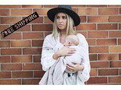 Chekoh Cinta Ring Sling www.babycarriersaustralia.net.au/chekoh-1