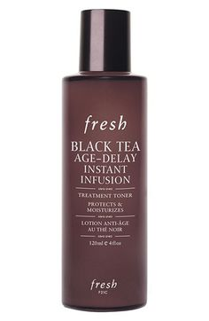Fresh® 'Black Tea' Age-Delay Instant Infusion Treatment Toner available at #Nordstrom