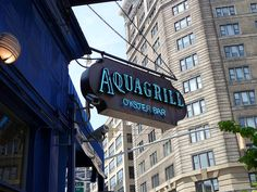 Aquagrill, 210 Spring Street. SoHo