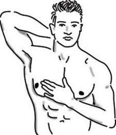 Câncer de mama em homens: prevenção ajuda a combater doença  Apesar de ser muito mais frequente em mulheres, o câncer de mama em homens também acontece. Estima-se que 1% dos pacientes atingidos por essa doença sejam do sexo masculino
