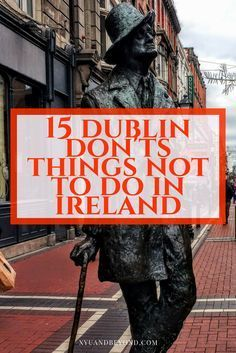 ireland travel 15 Dublin Don'ts - a little bit of Dublin craic for you. Learn how to order in a pub, don't expect a cheap drink in Temple Bar and don't practice that crap Irish accent Scotland Travel, Ireland Travel, Cork Ireland, Dublin Travel, Scotland Trip, Galway Ireland, Paris Travel, Ireland Food, Travel Abroad