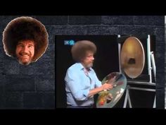 "Robert Norman ""Bob"" Ross (October 1942 – July was an American painter, art instructor, and television host. Public Television, Television Program, Orlando Floride, Bob Ross Episodes, Norman, Bob Ross Paintings, The Joy Of Painting, David Smith, U Tube"