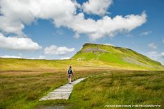 Penyghent, Yorkshire Dales, North Yorkshire, England