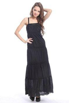 feestelijke maxi dress