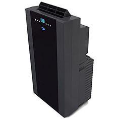 Amazon.com: Whynter 14,000 BTU Dual Hose Portable Air Conditioner (ARC-14S): Home Improvement