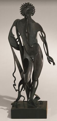 "amare-habeo: "" Pablo Gargallo (Catalan-Spanish, 1881 - 1934) Antinous, 1932 Lehmbruck Museum, Duisburg, Germany """