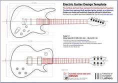 An editable blueprint of a Les Paul and a Stratocaster will serve you as a reference of size and shape. Simply open this file with Adobe Illustrator, Corel Draw, or any other .svg editor. You can also use INKSCAPE, a free, easy-to-use graphic app, downloadable fromwww.inkscape.org When …