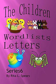 Childrens Ebooks, Kindergarten, Preschool, Letters, Marketing, Free Shipping, Reading, Words, Kid Garden