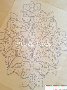 Crochet Lace, Filet Crochet, Crochet Flowers, Gold Embroidery, Embroidery Patterns, Doily Patterns, Crochet Patterns, Baby Shower Crafts, Romanian Lace