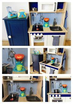 DIY: Wir Pimpen Unsere Kinderküche Duktig + Zubehör