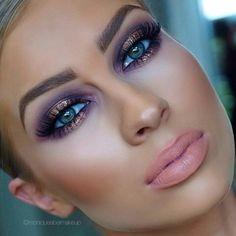 I love the eyeshadow look