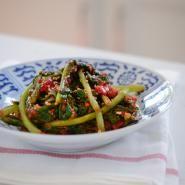 Turnip Green Kimchi, the Kimchi of Autumn