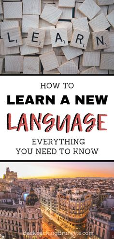 Want to know how to learn a new language? You need these tips to learn a new language! Don't miss the special resource guide for how to learn Spanish! Best Language Learning Apps, Learning Languages Tips, French Language Learning, Language Study, Learn A New Language, Spanish Colors, Italian Language, Learn Spanish, Learning Italian