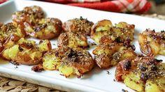 Θα γλείφετε τα δάχτυλά σας. Υπόσχεση. Hors D'oeuvres, Greek Recipes, Diy Food, Deli, Food Dishes, Cauliflower, Food To Make, Food And Drink, Appetizers