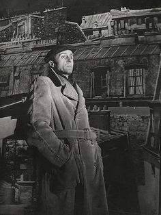 BRASSAÏ :: René Clair , 1950 [Paris by Night]