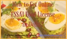 FSSAI Registration in Delhi - Get online FSSAI License in Delhi at the great price. FSSAI state registration is mandatory for starting a food business in Delhi. Food License, Running Food, Food Safety, A Food, Website, Breakfast, Business, Morning Coffee, Store