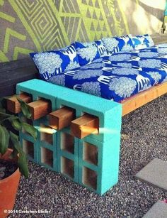 Upcycled garden... I hate that I like this.. but I like this..